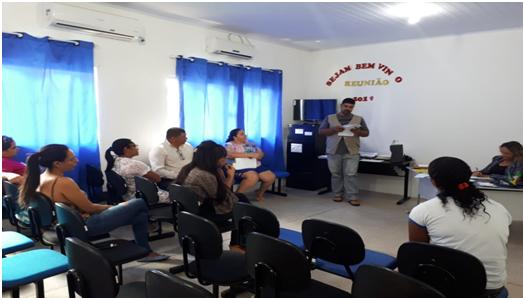 Primeira Reunião Ordinária do Conselho Municipal de Saúde