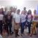Equipe Multiprofissional  do Centro Municipal  de Saúde em planejamento para ações de 2019